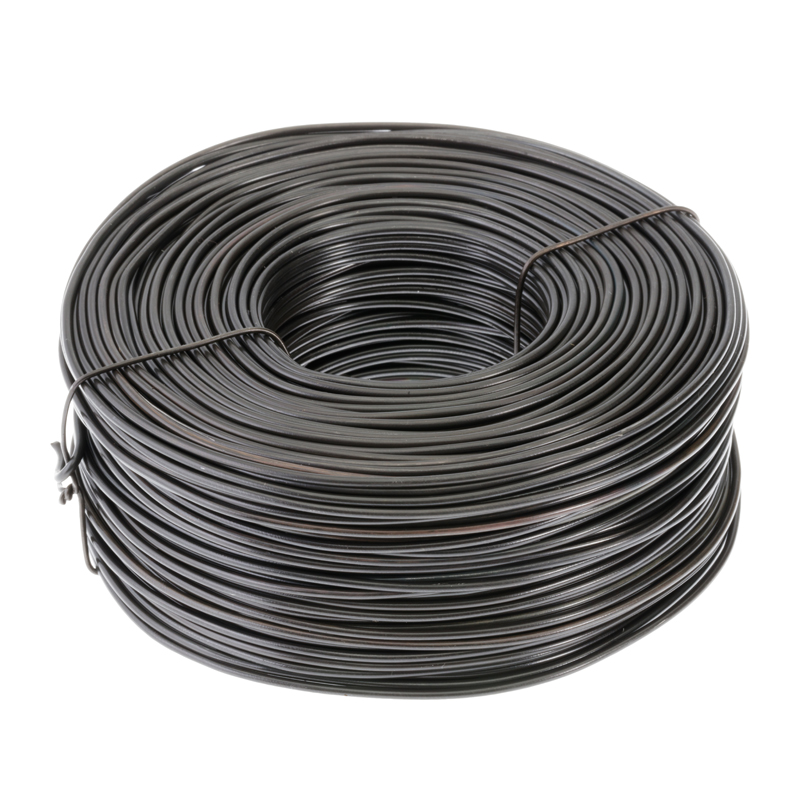 Black Wire Ties : Black annealled tie wire vuetrade