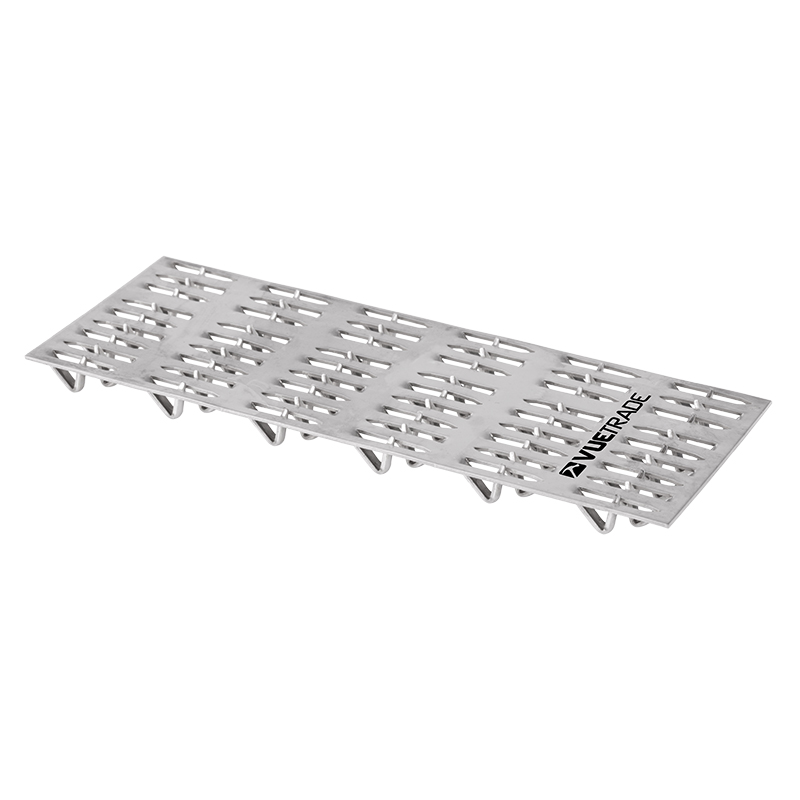 Tap In Nail Plates Coastal 316 Stainless Steel | Vuetrade